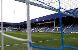 Loftus Road, home of QPR - Mandatory by-line: Robbie Stephenson/JMP - 01/04/2016 - FOOTBALL - Loftus Road - London, England - Queens Park Rangers v Middlesbrough - Sky Bet Championship