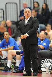 Cheshire Phoenix's coach, John Coffino - Photo mandatory by-line: Paul Knight/JMP - Mobile: 07966 386802 - 15/11/2014 - SPORT - Football - Bristol - SGS Wise Arena - Bristol Flyers v Cheshire Phoenix - Bristol Basketball League
