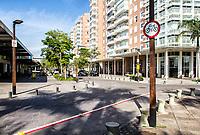 Passeio Pedra Branca, na Cidade Pedra Branca. Palhoça, Santa Catarina, Brasil. / Passeio Pedra Branca, at Cidade Pedra Branca neighborhood. Palhoca, Santa Catarina, Brazil.