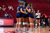 2017.09.15 NJIT Women's Volleyball v. Lafayette