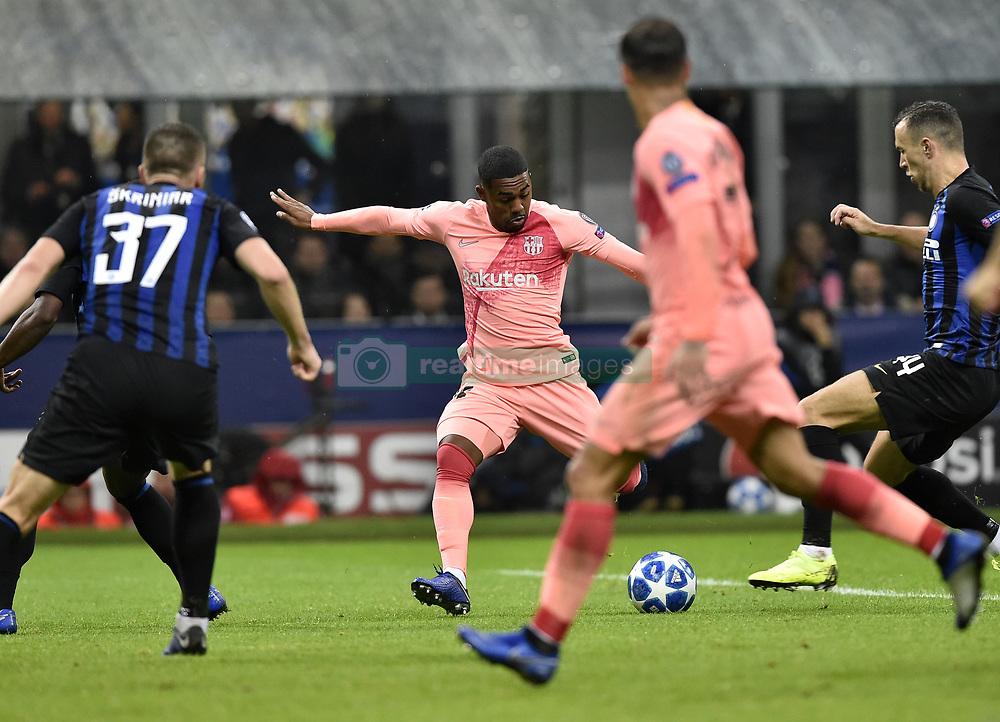 صور مباراة : إنتر ميلان - برشلونة 1-1 ( 06-11-2018 )  20181106-zaf-x99-232