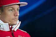 June 9-12, 2016: Canadian Grand Prix. Kimi Raikkonen (FIN), Ferrari