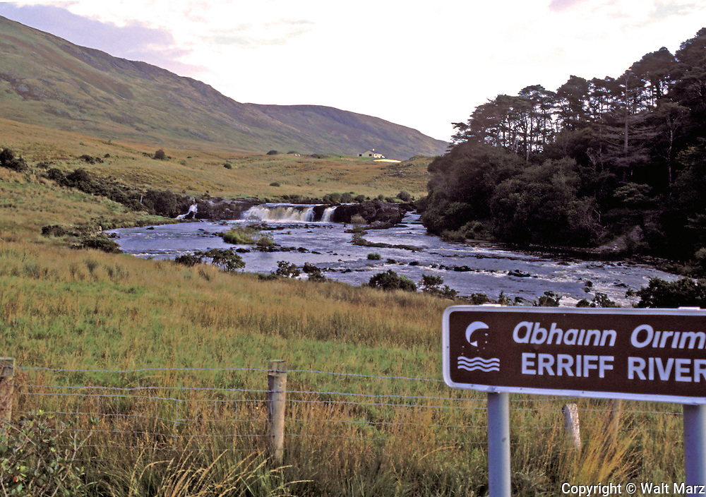 "Photo taken from  a ""stretch your legs stop along the ""ERRAIFF RIVER, near  Mayo / Galway Counties Border."