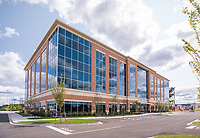 Architectural image of 8110 Maple Lawn Corporate Center in Maryland by Jeffrey Sauers of Commercial Photographics, Architectural Photo Artistry in Washington DC, Virginia to Florida and PA to New England