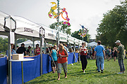 The Makeshift Festival at Tenney Park in Madison, Wisconsin, Sunday, Aug. 12, 2018.