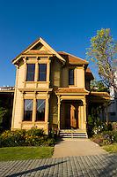 Bushyhead House, San Diego Heritage Park, California