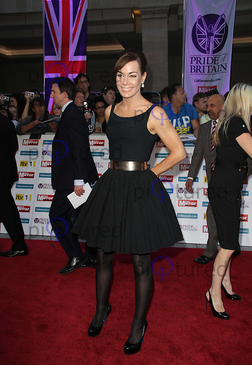 Tara Palmer Tomkinson Pride of Britain Awards, Grosvenor House Hotel, London, UK. 03 October 2011. Contact: Rich@Piqtured.com +44(0)7941 079620 (Picture by Richard Goldschmidt)