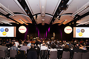 Retailer conference at Sheraton on the Park, Sydney.