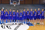 Squadra<br /> Nazionale Femminile Senior Amichevole<br /> FIP 2017<br /> Latina, 28/05/2017<br /> Foto Ciamillo-Castoria / GiulioCiamillo