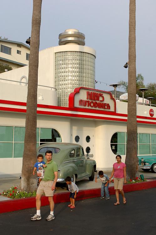 Ruby's Diner, Laguna Beach, California, United States of America