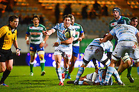 Maxime MACHENAUD  - 18.01.2015 - Racing Metro 92 / Trevise - European Champions Cup<br /> Photo : Dave Winter / Icon Sport