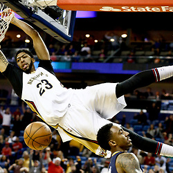 12-15-2016  Indiana Pacers at New Orleans Pelicans