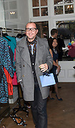 GIANLUCA LONGO, The Launch of the Lanvin store on Mount St. Presentation and cocktails.  London. 26 March 2009