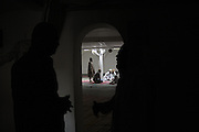 Ramadan is the ninth month of the Muslim calendar and is the most holy of the time because during that the prophet received the sacred Quran . Lasting for the entire month, Muslims fast during the daylight hours ; it is a time of worship and contemplation.At the sunset the muslims of Rome they meet in the mosques at the periphery for eat and pray together.