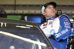 March 10, 2018 - Avondale, Arizona, United States of America - March 10, 2018 - Avondale, Arizona, USA: Jamie McMurray (1) hangs out in the garage during practice for the Ticket Guardian 500(k) at ISM Raceway in Avondale, Arizona. (Credit Image: © Chris Owens Asp Inc/ASP via ZUMA Wire)