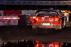 October 26, 2017 - Deeside, Wales, United Kingdom - 9 Kris Meeke (GBR) and co-driver Paul Nagle (IRL) of CitroÃ«n World Rally Team compete in the Tir Prince Special Stage, Wales of the Rally GB round of the 2017 FIA World Rally Championship. (Credit Image: © Hugh Peterswald/Pacific Press via ZUMA Wire)
