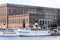 Sweden, Stockholm. The Royal Castle.
