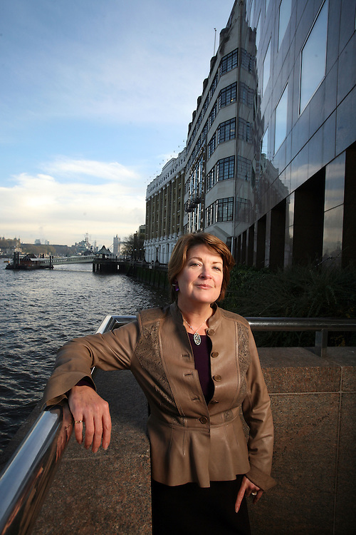 Photos &copy; Joel Chant / www.joelchant.com<br /> 15/11/10 -Planning Magazine<br /> Julie Greer of Greer Pritchard Planning and Urban Design Consultancy, London