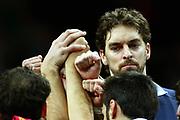 DESCRIZIONE : Kaunas Lithuania Lituania Eurobasket Men 2011 Quarter Final Round Spagna Slovenia Spain Slovenia<br /> GIOCATORE : Pau Gasol<br /> CATEGORIA : <br /> SQUADRA : Spagna Spain <br /> EVENTO : Eurobasket Men 2011<br /> GARA : Spagna Slovenia Spain Slovenia<br /> DATA : 14/09/2011<br /> SPORT : Pallacanestro <br /> AUTORE : Agenzia Ciamillo-Castoria/G.Matthaios<br /> Galleria : Eurobasket Men 2011<br /> Fotonotizia : Kaunas Lithuania Lituania Eurobasket Men 2011 Quarter Final Round Spagna Slovenia Spain Slovenia<br /> Predefinita :