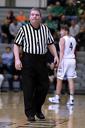 07 January 2017: Tom FLynn  during an NCAA men's division 3 CCIW basketball game between the Wheaton Thunder and the Illinois Wesleyan Titans in Shirk Center, Bloomington IL