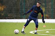 RSC Anderlecht Training - 13 Dec 2017