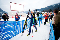 January 6, 2018 - Val Di Fiemme, ITALY - 180106 Daniel Rickardsson of Sweden after men's 15km mass start classic technique during Tour de Ski on January 6, 2018 in Val di Fiemme..Photo: Jon Olav Nesvold / BILDBYRN / kod JE / 160122 (Credit Image: © Jon Olav Nesvold/Bildbyran via ZUMA Wire)