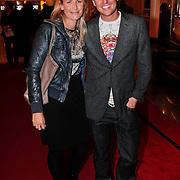 NLD/Den Haag/20110117 - Premiere film Sonny Boy, Jasper Krabbe en partner