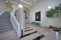 Interior Image of Dolfield Business Park in Owings Mills Maryland by Jeffrey Sauers of Commercial Photographics, Architectural Photo Artistry in Washington DC, Virginia to Florida and PA to New England