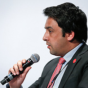 04 June 2015 - Belgium - Brussels - European Development Days - EDD - Closing Panel - From development aid to international Cooperation - Mustafa Aria , Aid Management Director , Ministry of Finance , Afghanistan © European Union