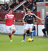 Kevin Holt and Dene Shields - Brechin City v Dundee, pre-season friendly at Starks Park<br /> <br />  - &copy; David Young - www.davidyoungphoto.co.uk - email: davidyoungphoto@gmail.com