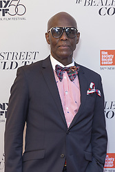 October 9, 2018 - New York, New York, United States - Dapper Dan attends premiere of If Beale Street Could Talk during the 56th New York Film Festival at The Apollo Theater (Credit Image: © Lev Radin/Pacific Press via ZUMA Wire)
