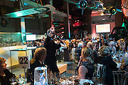 Action Against Cancer 'A Voyage of Discovery' fundraising dinner at the Science Museum on Wednesday 14 October 2015.