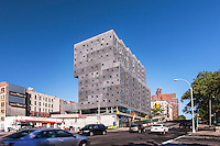 NY Sugar Hill Apartment building and Children's Museum of Art and Storytelling in Harlem by Jeffrey Sauers of Commercial Photographics, Architectural Photo Artistry in Washington DC, Virginia to Florida and PA to New England