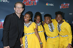 September 17, 2019, Los Angeles, CA, USA: LOS ANGELES - SEP 17:  Ndlovu Youth Choir at the ''America's Got Talent'' Season 14 Live Show Red Carpet - Finals at the Dolby Theater on September 17, 2019 in Los Angeles, CA (Credit Image: © Kay Blake/ZUMA Wire)