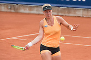 Kiki Bertens (Netherlands) at the 2017 WTA Ericsson Open in Båstad, SWEDEN, July 25, 2017. Photo Credit: Katja Boll/EVENTMEDIA.