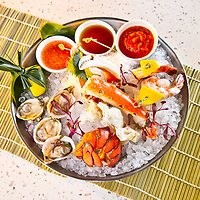 Seafood Platter, Food Photography by Pettepiece Photography, Tucson, AZ