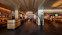 Interior image of NOBU Restaurant in Washington DC by Jeffrey Sauers of Commercial Photographics, architectural photo & video artistry nationwide