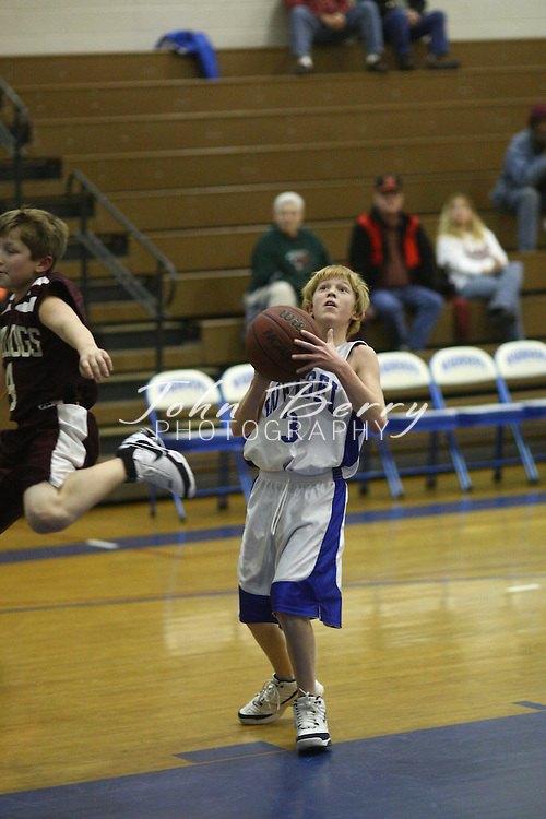 Wetsel Boys Basketball.vs Luray.1/3/08