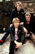 The Police group photo - 1979