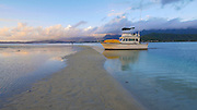 Sandbar, Kaneohe Bay, Oahu, Hawaii
