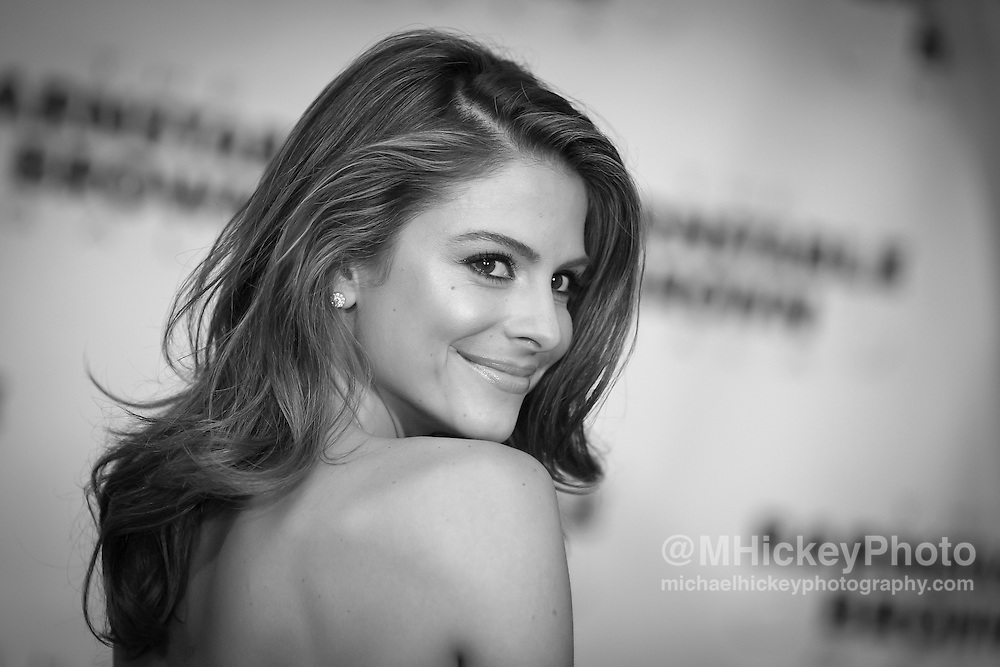 Maria Menounos appears at the Barnstable Brown Party in Louisville.