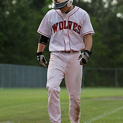 09 April 2009: During the the Loranger Wolves 17-0 victory over district rival the Sumner.