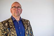 AMSTERDAM - portret van Jan Dijkgraaf lijsttrekker van politieke partij GeenPeil copyright robin utrecht geen peil