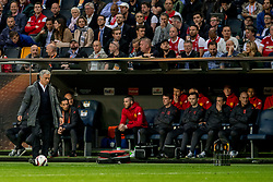 24-05-2017 SWE: Final Europa League AFC Ajax - Manchester United, Stockholm<br /> Finale Europa League tussen Ajax en Manchester United in het Friends Arena te Stockholm / Jos&eacute; Mourinho (POR) of Manchester United