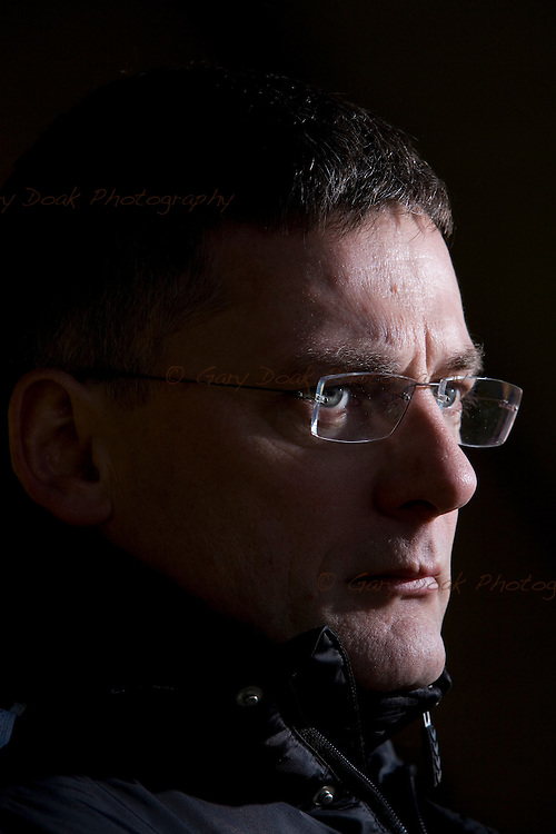 Craig Levein, manager of Dundee United F.C.
