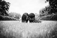 Engagement Photos in Ann Arbor, Michigan