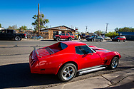 Marfa, Texas, Lost Horse Saloon, Corvette