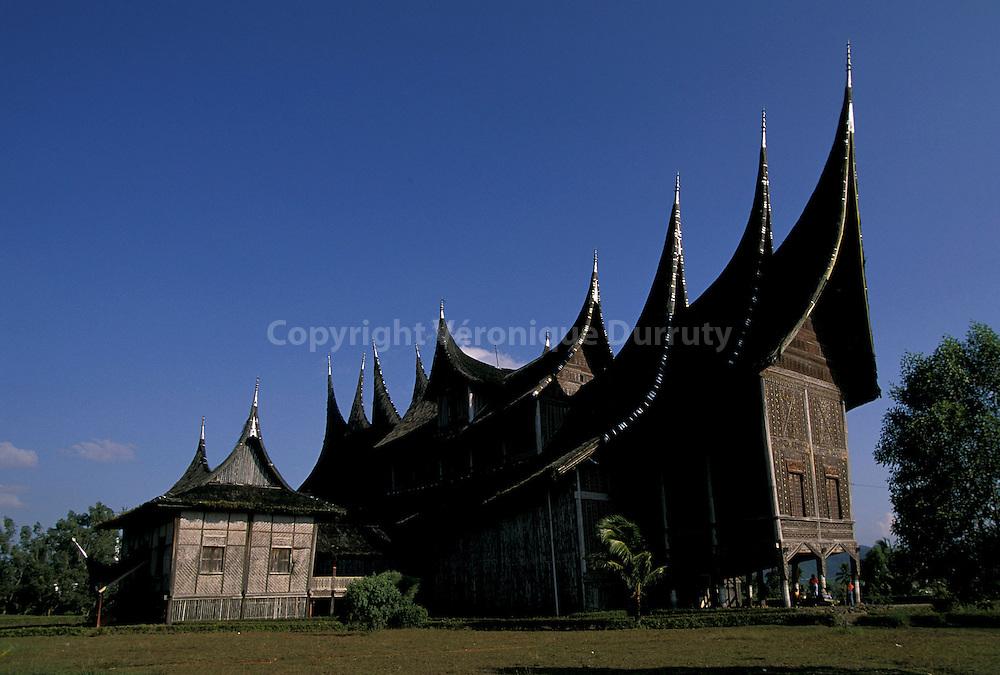 Dans le pays MinangkabAu.