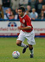 Photo: Glyn Thomas.<br />Macclesfield Town v Manchester United. Pre Season Friendly. 31/07/2006.<br /> Manchester United's Giuseppe Rossi.