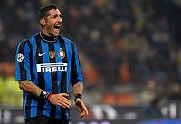 Fotball<br /> Italia<br /> 28.01.2010<br /> Foto: Inside/Digitalsport<br /> NORWAY ONLY<br /> <br /> Marco Materazzi (Inter)<br /> <br /> 28.01.2010<br /> Inter v Juventus